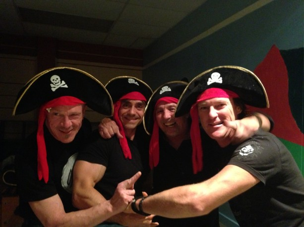 We would like to start a rumour that Paul is dead ... it was death by Pirates!