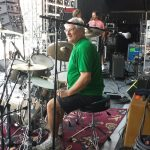 Original drummer David Budzak